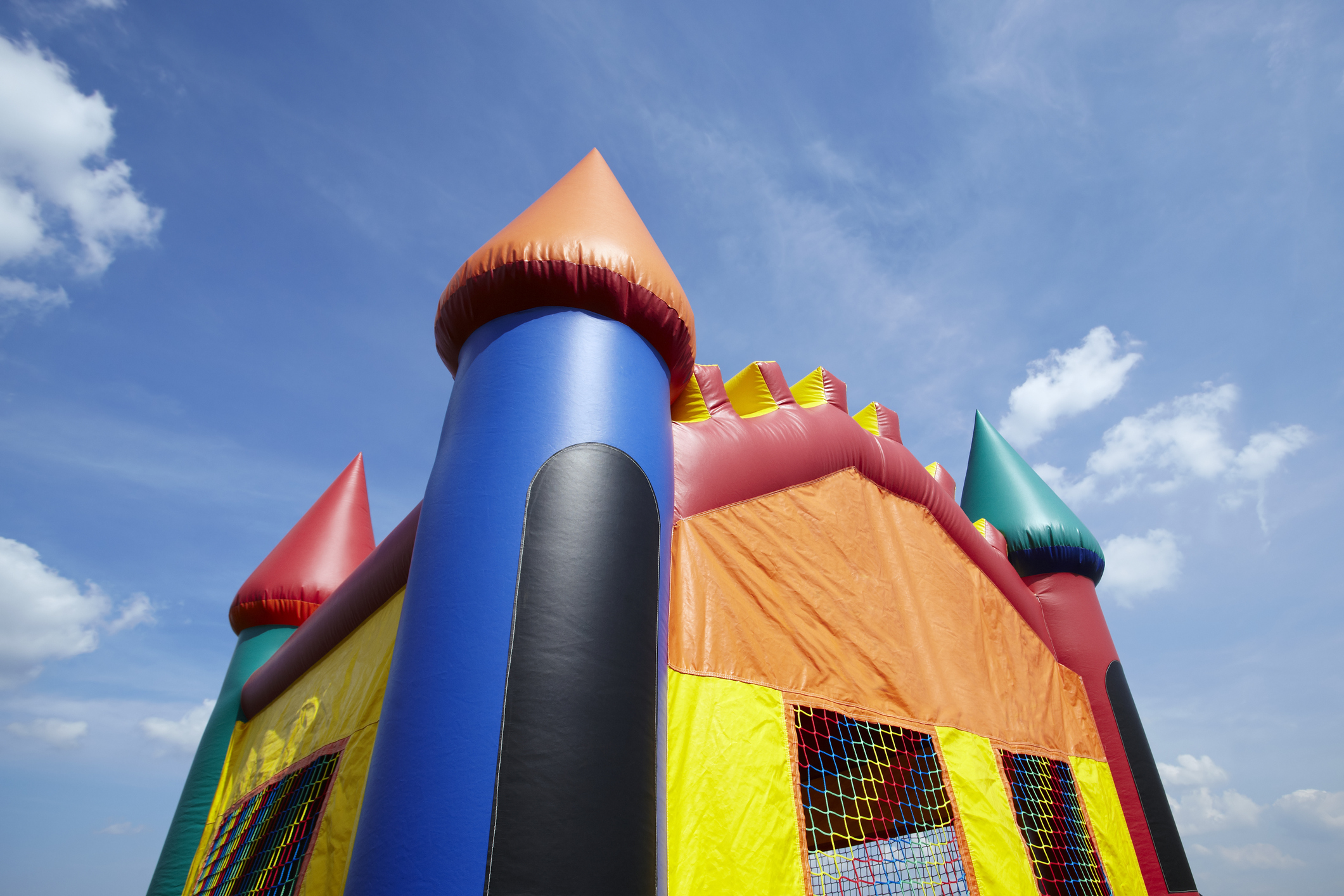 Hiring a Bouncing Castle for Entertainment